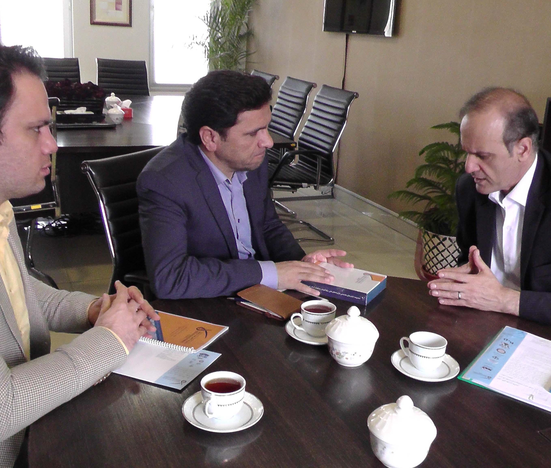 مصاحبه با مدیر کل محترم اداره استاندارد استان تهران