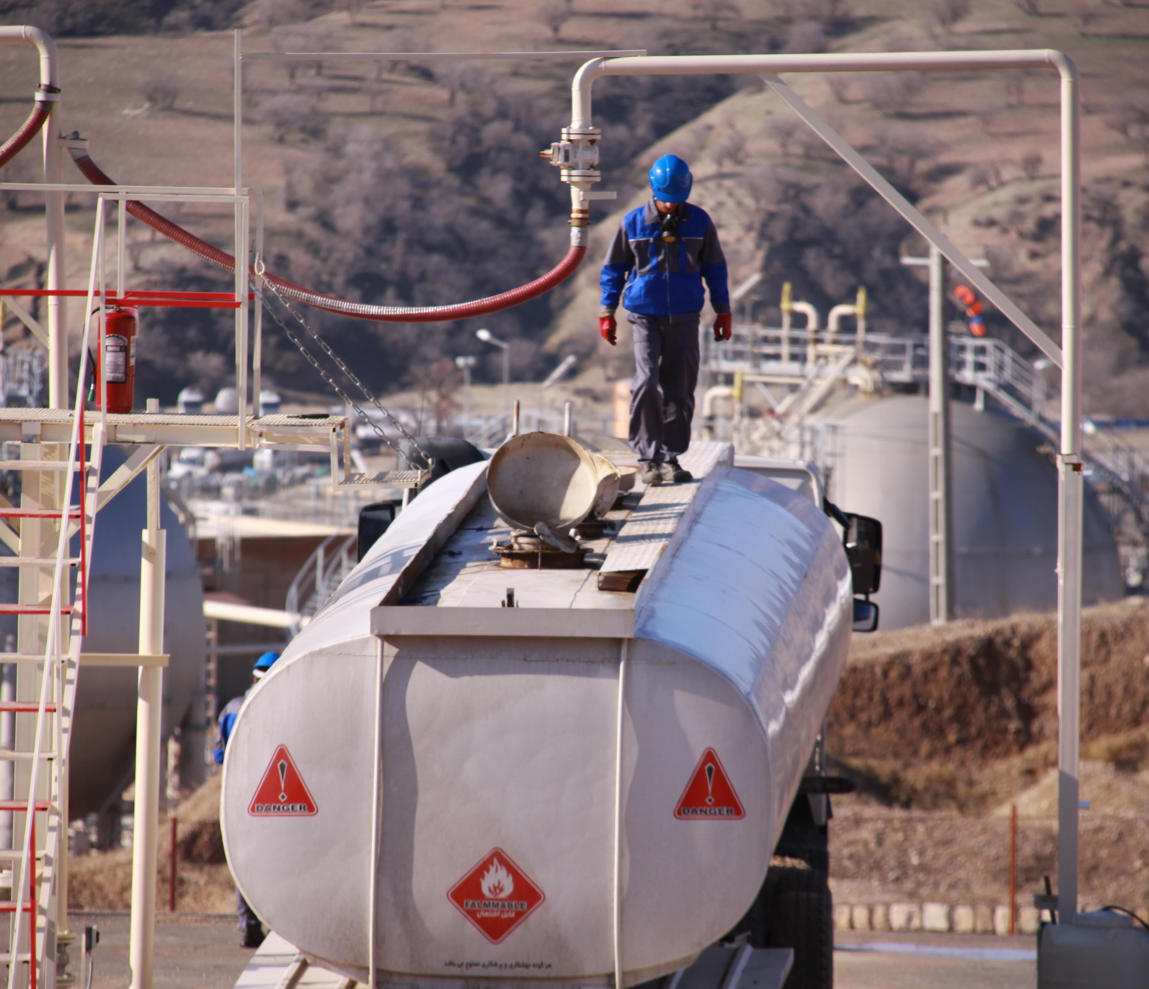 پروژه گوگردزدایی و شیرین سازی میعانات گازی ایلام